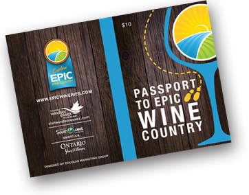 Epic Windsor Winery Passport