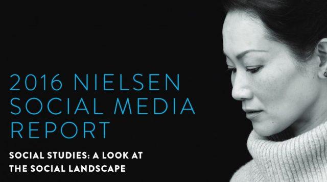 Neilson 2016 Social Media Report