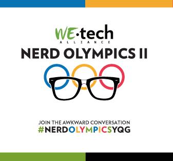 Nerd Olympics Logo