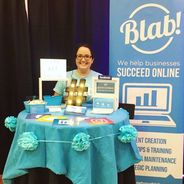 Windsor Essex Small Business Expo Blab Media