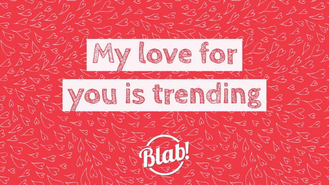 Social Media Valentine