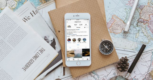 social media is changing the way we travel